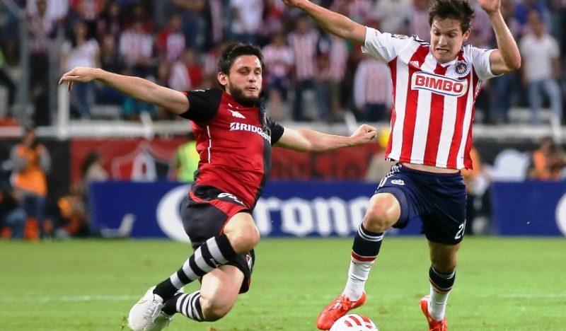 Chivas vence en el Clásico Tapatío