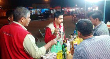 Operativo en Feria del Limón Tecomán