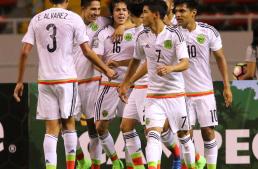 'Tri' sub 20 avanzó a playoffs de pre-mundial Costa Rica 2017