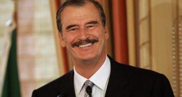 Vicente Fox le manda un mensaje a Trump