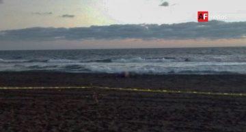 PC localiza cuerpo de joven desaparecido en aguas marinas