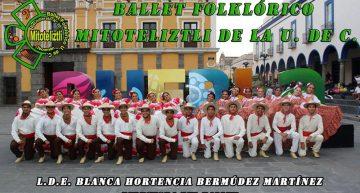 Invita Ballet Mitoteliztli a conferencia sobre folclor