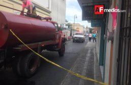 Héctor Magaña llama a ayuntamientos entregar recursos a Cruz Roja y Bomberos