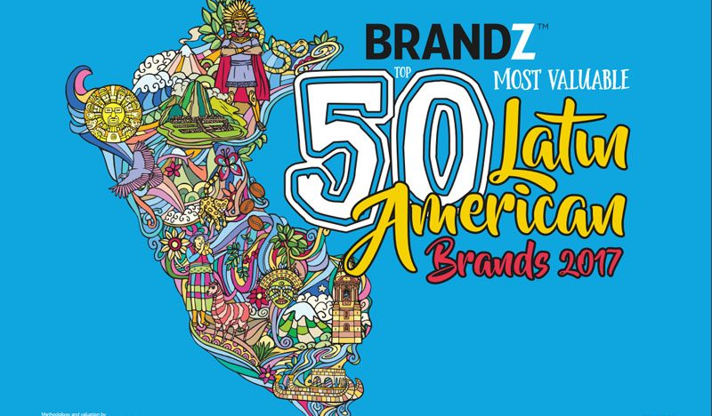 México dentro de las 50 marcas más valiosas de Latino América