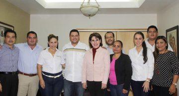 Crean alianza CEDEFU y Secretaría de la Juventud en beneficio de estudiantes universitarios