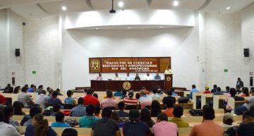 Celebran Día Social del Agrónomo  con semana cultural, en Tecomán