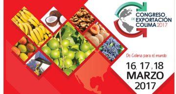 Colima será sede del Congreso de Exportación 2017