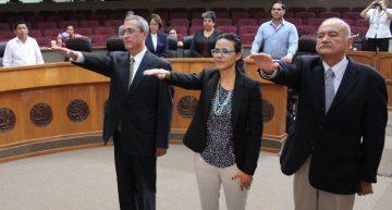 Congreso del Estado designa a Consejeros  Consultivos del Infocol