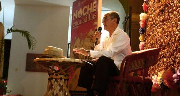 Presentan obra narrativa del escritor Cuauhtémoc Acoltzin, en el MUAP