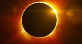 Así se vio el eclipse solar anular en Sudamérica