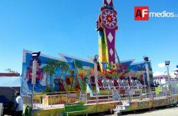 Juegos gratis en Feria de 'La Villa' este miércoles 22