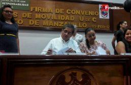 U de Colima y Ato de Manzanillo signan convenio para otorgar becas de movilidad