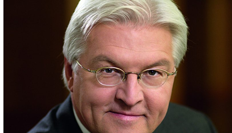 Alemania elige un presidente anti Trump