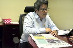 Gran oportunidad para alumnos y docentes, certificar dominio del español en UdeC: A. J. Rodríguez