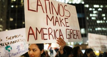 """""""Un día sin inmigrantes"""" con marchas y negocios cerrados; convocan para el 1 de mayo"""
