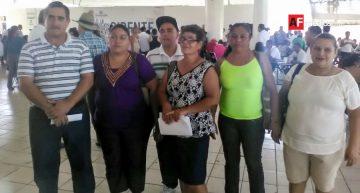 Extrabajadores de Hospital General de Manzanillo señalan despido injustificado