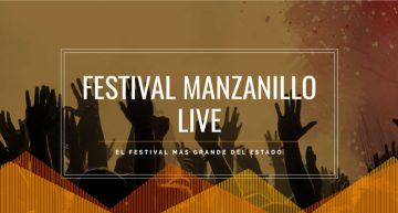 Manzanillo Live 2017 este 24, 25 y 26 de febrero