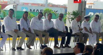 "Manzanillo tendrá ""puente marítimo"" para aduanas: Meade Kuribreña"