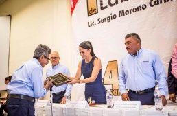 Gaby Benavides, trabaja de la mano con el sindicalismo del municipio
