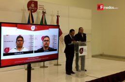 Dos policías de Tlajomulco fueron detenidos; involucrados en privación ilegal y homicidio