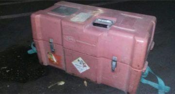 Fuente radiactiva es localizada en Celaya