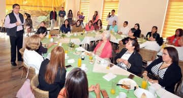 Políticas de género, vitales para lograr la equidad: Rector
