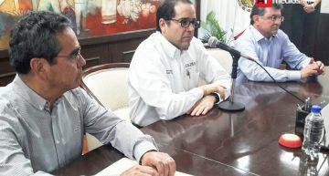 Gobernador hace oficial renuncia de titular en Secretaría de Salud