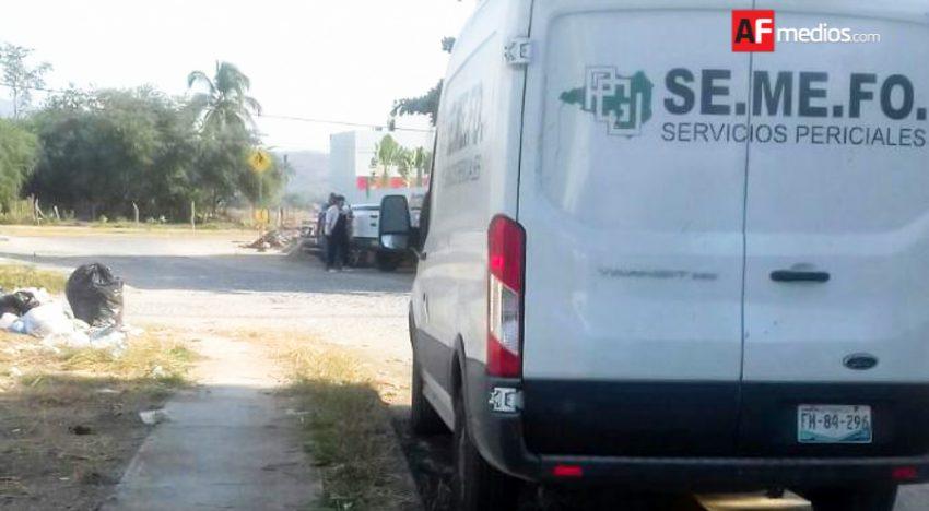 Localizan restos humanos en bolsas en Manzanillo