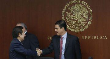 Senado ratifica a Gerónimo Gutiérrez como embajador mexicano en EU