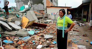 Sismo de magnitud 6.5 con epicentro en Bolivia