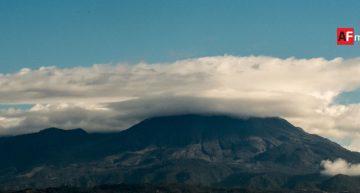 Solo escarcha en Nevado de Colima: PC Guzmán
