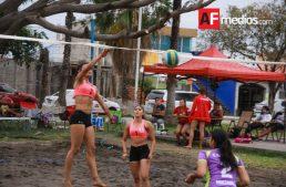 1er Torneo de Voleibol de Playa de Festejos Charrotaurinos