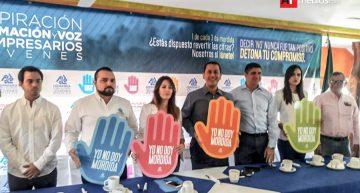 Coparmex Manzanillo emprenderá campaña contra la corrupción