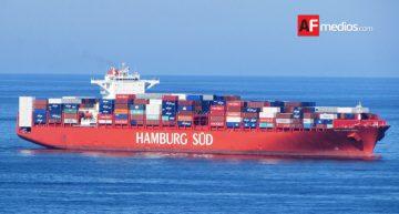 Puerto de Manzanillo movilizó 435 mil TEU´s en 1er bimestre
