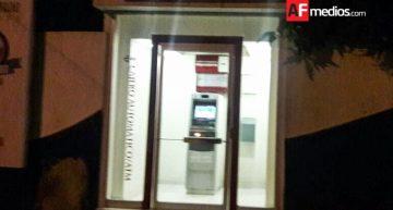 Roban cajero automático en Santiago, Manzanillo