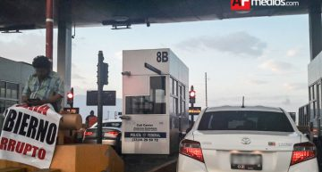 Casetas de Colima a Gdl están tomadas y libres de cobro