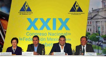 Jalisco, sede del XXIX Congreso Nacional de Diabetes