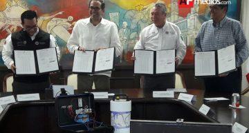 Gobierno de Colima recibe estaciones de monitoreo volcánico