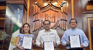 U de C e INAI firman convenio en acceso a la información
