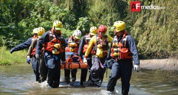 PC Jalisco concluye curso de rescate acuático en Puerto Vallarta