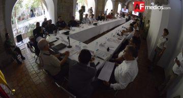 Sistema PC Jalisco se reúne y preparaOperativo Semana Santa y Pascua 2017