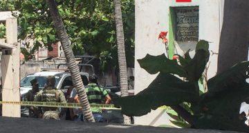 Asesinan a hombre en departamento de Vista Roca en Manzanillo