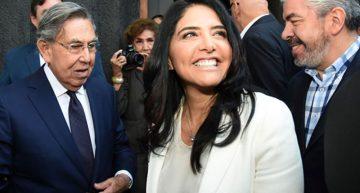 Alejandra Barrales vuelve al Senado y permanece en dirigencia del PRD