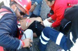 Cinco personas atropelladas frente a plaza Andares, en Zapopan