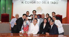 Diana Amparo Maldonado gana concurso de Oratoria organizado por el Congreso
