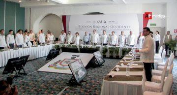 Srios de Seguridad Pública de Occidente apoyan a Colima contra delincuencia