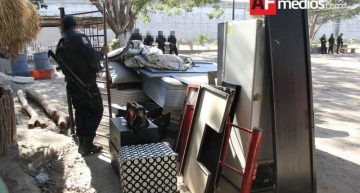 Autoridades desmantelan celdas de lujo en penal de Culiacán