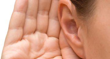 En el mundo 360 millones de personas padecen una pérdida de la audición: OMS