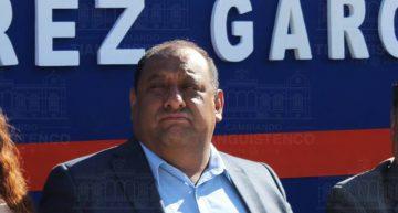 Fallece alcalde de Santiago Tenguistenco, Estado de México