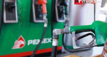 Este miércoles gasolinas y diésel suben un centavo en Colima